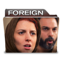 128x128px size png icon of Foreign