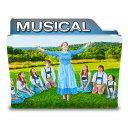 128x128px size png icon of Musical