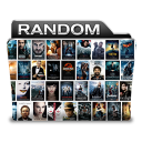 128x128px size png icon of Random