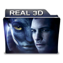 128x128px size png icon of Real 3D