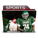 128x128px size png icon of Sports