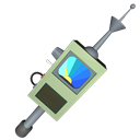 128x128px size png icon of Futurama Cool O Meter