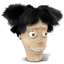 128x128px size png icon of Amy