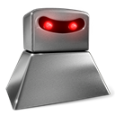 128x128px size png icon of Boxy Calculons Evil Half Brother