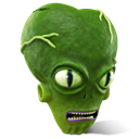 128x128px size png icon of Morbo