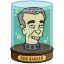 128x128px size png icon of Bob Barker
