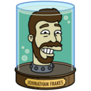 128x128px size png icon of Johnathan Frakes