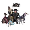 128x128px size png icon of Captine Gutt Crew