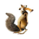 128x128px size png icon of Scrat 2