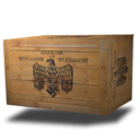 128x128px size png icon of Crate