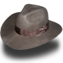 128x128px size png icon of Fedora