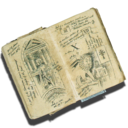 128x128px size png icon of GrailDiary