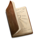 128x128px size png icon of Grail Diary