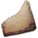 128x128px size png icon of Grail Tablet