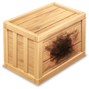 Burned Crate Icon