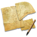 Temple Map Icon