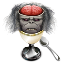 128x128px size png icon of Chilled Monkey Brains