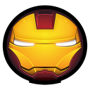 128x128px size png icon of Iron Man Mark IV 01
