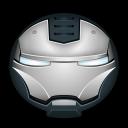 128x128px size png icon of Iron Man War Machine 01