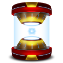128x128px size png icon of Trash Full