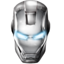 128x128px size png icon of Ironman M II