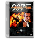 128x128px size png icon of 1963 James Bond From Russia with Love