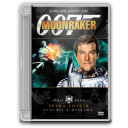 128x128px size png icon of 1979 James Bond Moonraker