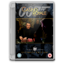 128x128px size png icon of 2006 James Bond Casino Royale