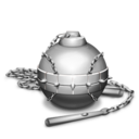 128x128px size png icon of Gogo's Ball