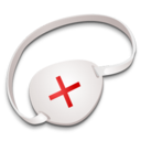 128x128px size png icon of Nurse Patch