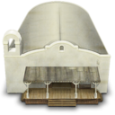 128x128px size png icon of Wedding Chapel