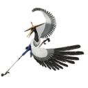 128x128px size png icon of Crane