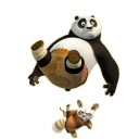128x128px size png icon of Master Shifu 3