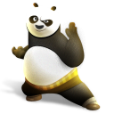 128x128px size png icon of Po 2