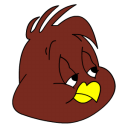 128x128px size png icon of Henery Hawk