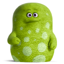 128x128px size png icon of Cute Monsters