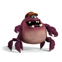 128x128px size png icon of Monsters Chet