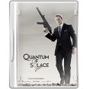 128x128px size png icon of 007 quantum