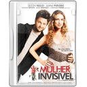 128x128px size png icon of a mulher invisivel
