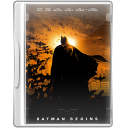 128x128px size png icon of batman begins 2