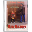 128x128px size png icon of big daddy
