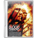 128x128px size png icon of blood diamond