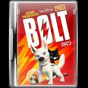 128x128px size png icon of bolt walt disney