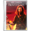 128x128px size png icon of braveheart