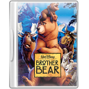 128x128px size png icon of brother bear walt disney