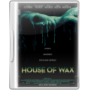 128x128px size png icon of house of wax