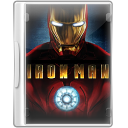 128x128px size png icon of ironman 3