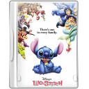 lilo and stitch walt disney Icon