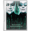 128x128px size png icon of matrix reloaded