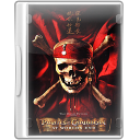 128x128px size png icon of pirates caribbean collection